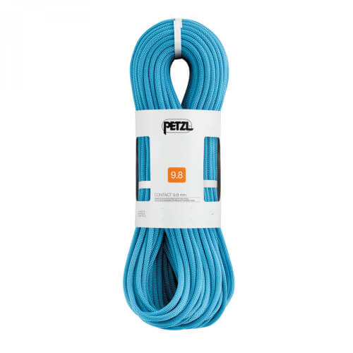 Petzl Contact 9.8 mm türkis