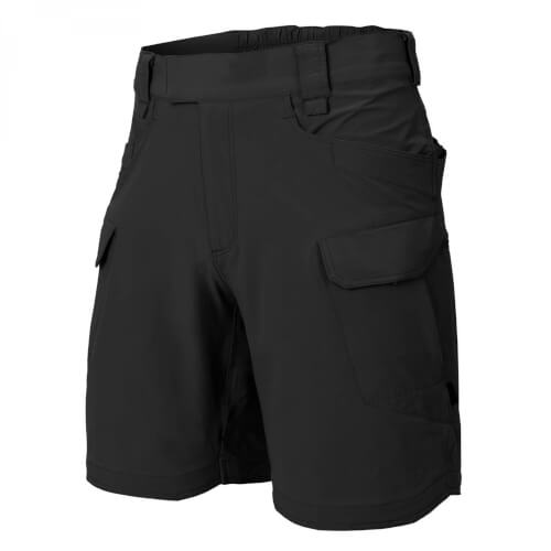 "Helikon-Tex OTS (OUTDOOR TACTICAL SHORTS) 8.5"" - VERSASTRECTH® LITE black"
