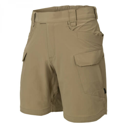 "Helikon-Tex OTS (OUTDOOR TACTICAL SHORTS) 8.5"" - VERSASTRECTH® LITE khaki"