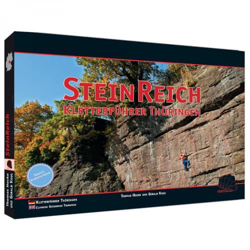 SteinReich – Kletterführer Thüringen
