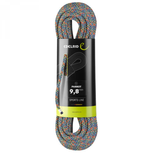 Edelrid Parrot 9,8 mm assorted colours
