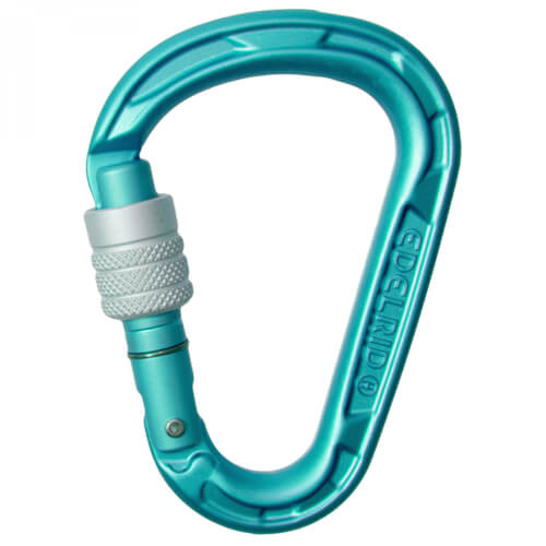 Edelrid HMS Strike Screw icemint