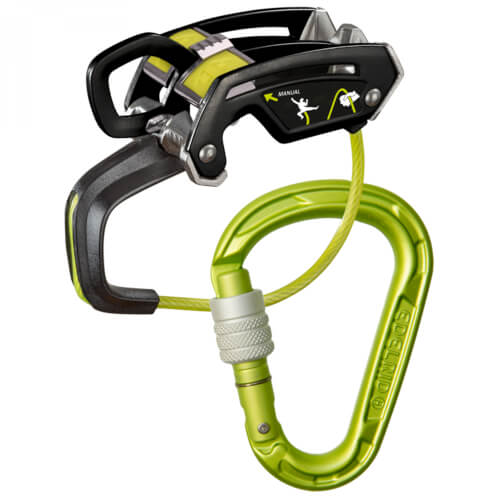 Edelrid Giga Jul Belay Kit oasis