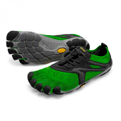 VIBRAM Fivefingers V-Run Men green/black
