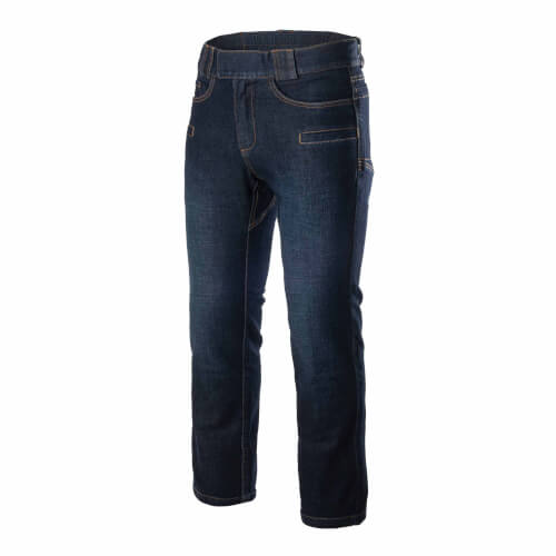 Helikon-Tex Greyman Tactical Jeans SLIM - Denim Mid dark blue