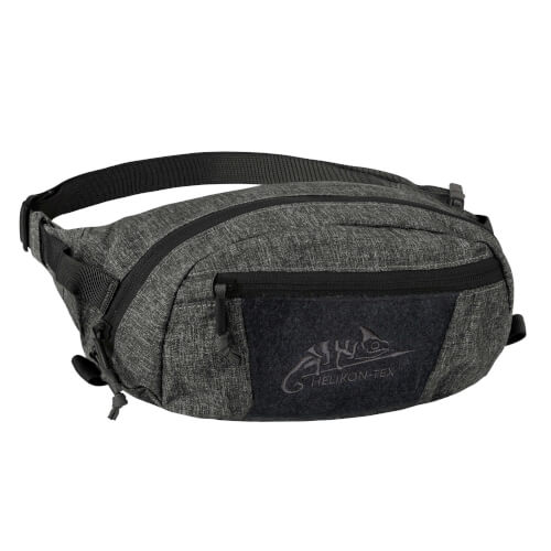 Helikon-Tex Bandicoot Waist Pack - Melange Black-Grey