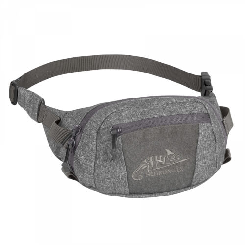 Helikon-Tex POSSUM Waist Pack - Nylon Polyester Blend Melange Grey