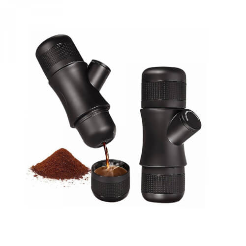 Origin Outdoors Mini-Espresso 'To-Go' - für Pulver