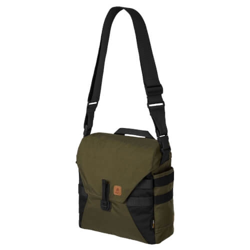 Helikon-Tex Bushcraft Haversack Bag - Cordura olive green / black