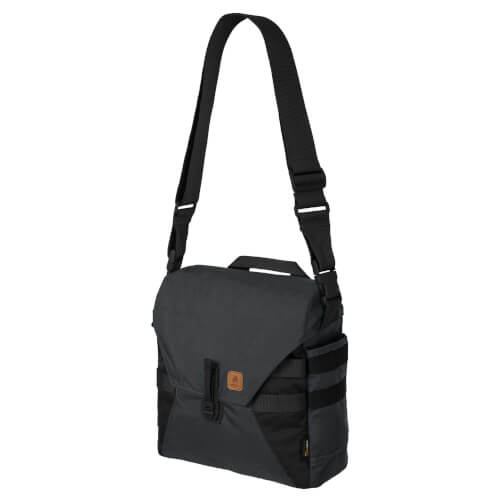 Helikon-Tex Bushcraft Haversack Bag - Cordura Shadow Grey / Black