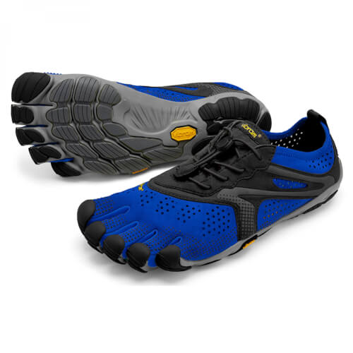 VIBRAM Fivefingers V-Run Men blue/black