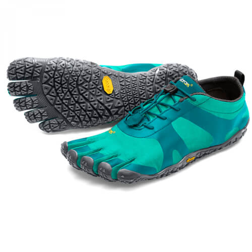 VIBRAM FiveFingers V-Alpha Woman teal/blue