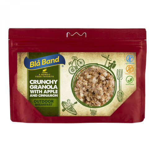 Bla Band Crunchy Granola with Apple and Cinnamon