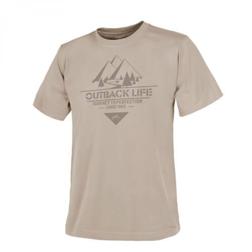 Helikon-Tex T-Shirt (Outback Life)