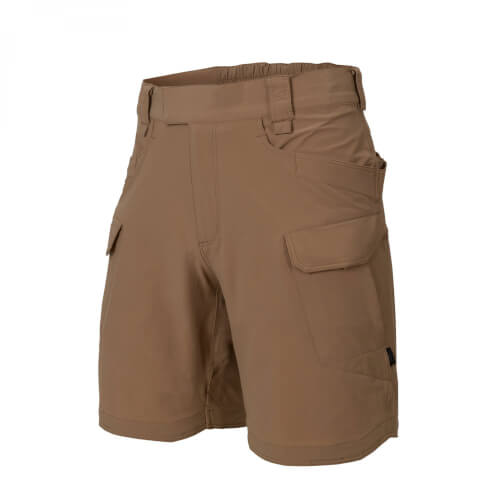 "Helikon-Tex OTS (OUTDOOR TACTICAL SHORTS) 8.5"" - VERSASTRECTH® LITE mud brown"