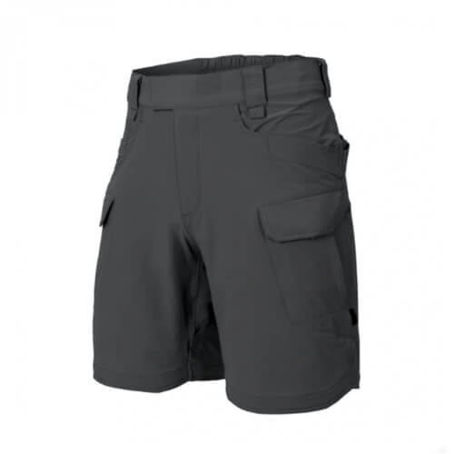 "Helikon-Tex OTS (OUTDOOR TACTICAL SHORTS) 8.5"" - VERSASTRECTH® LITE shadow grey"