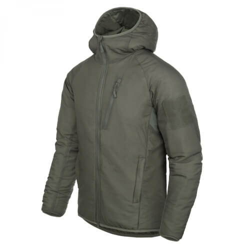 Helikon-Tex Wolfhound Hoodie Climashield Apex 67G alpha green