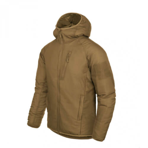 Helikon-Tex Wolfhound Hoodie Climashield Apex 67G coyote