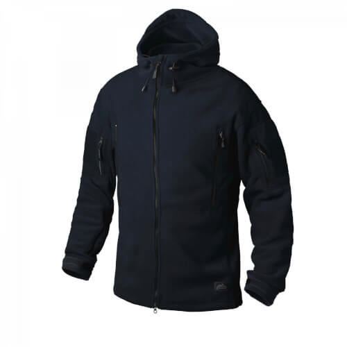 Helikon-Tex Patriot Jacke - Double Fleece navy blue
