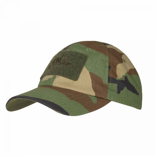 Helikon-Tex  Tactical BBC Cap - PolyCotton Ripstop us woodland