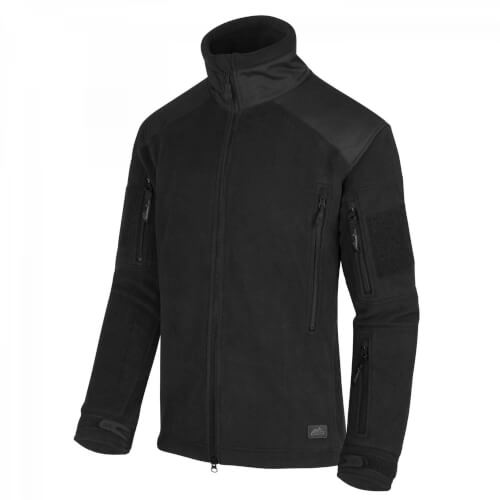 Helikon-Tex Liberty Heavy Fleece Jacke black