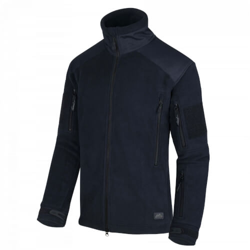Helikon-Tex Liberty Heavy Fleece Jacke navy blue