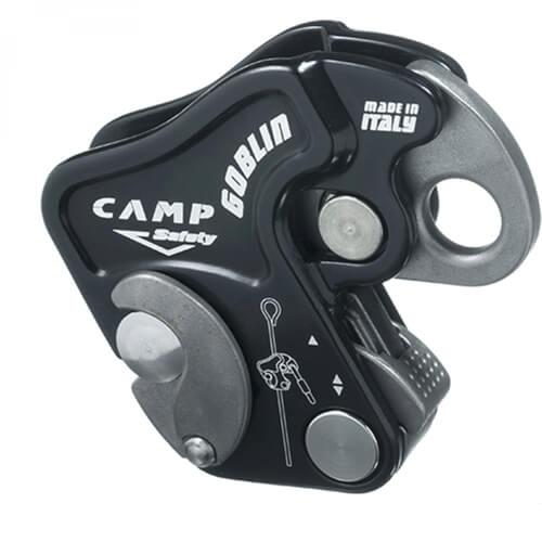 CAMP Goblin Black - Absturzsicherung für Seil