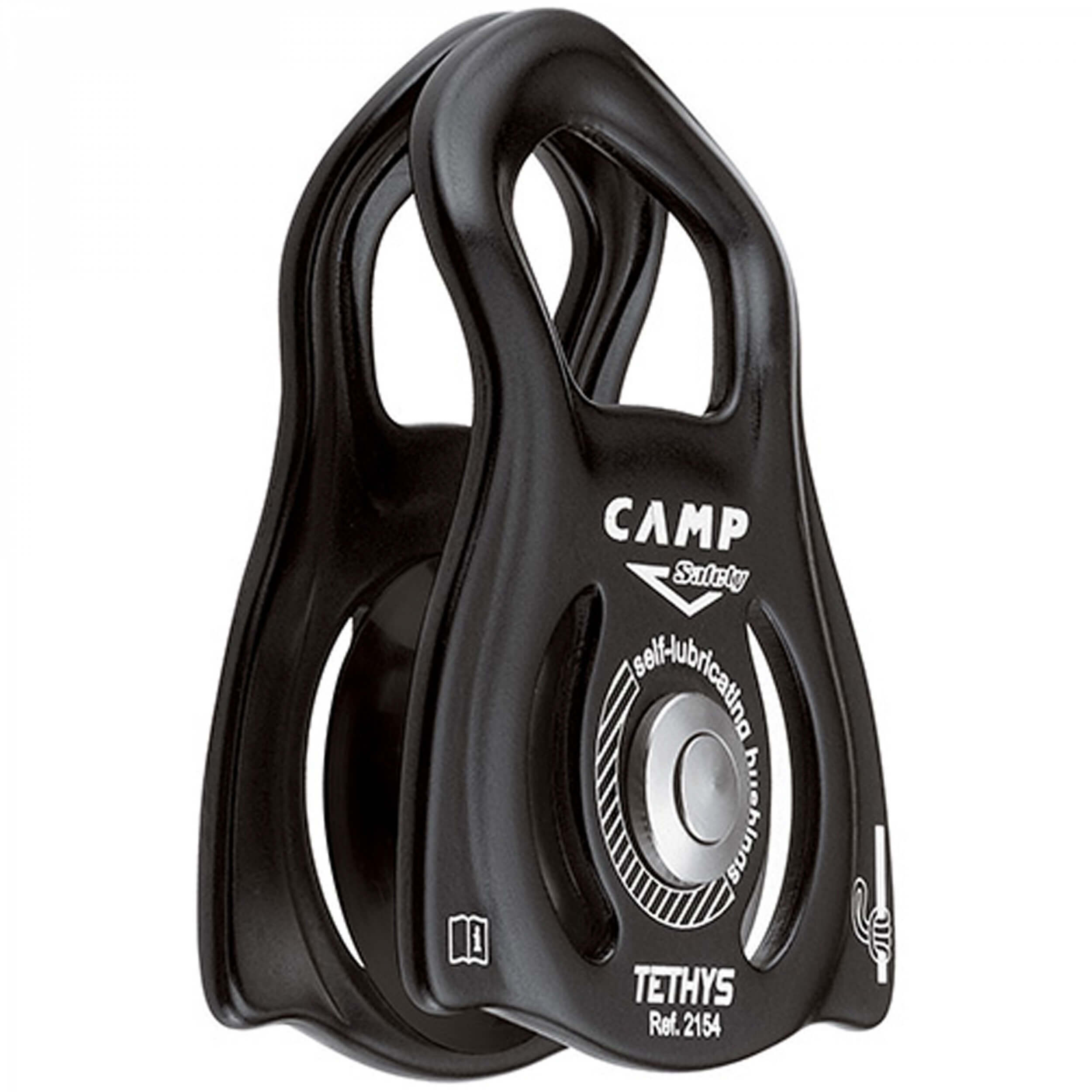 CAMP Tethys Black - Seilrolle