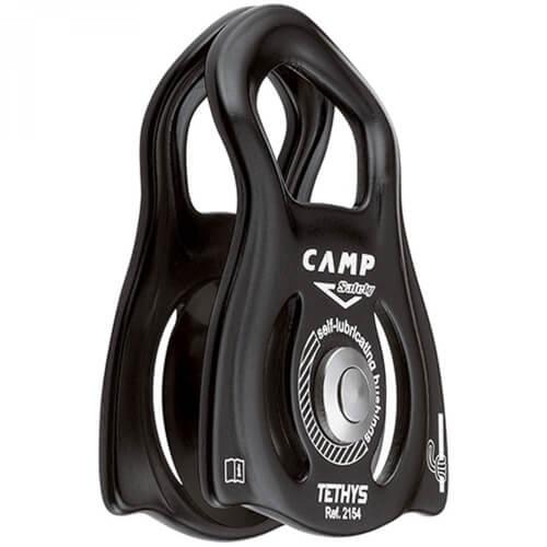 CAMP Tethys Black - Seilrolle