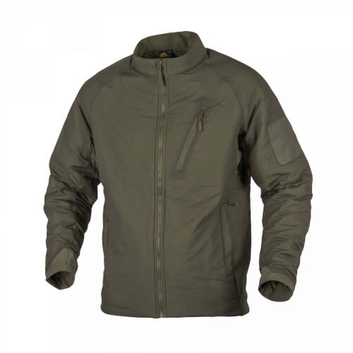Helikon-Tex  Wolfhound Jacket  Apex Climashield taiga green