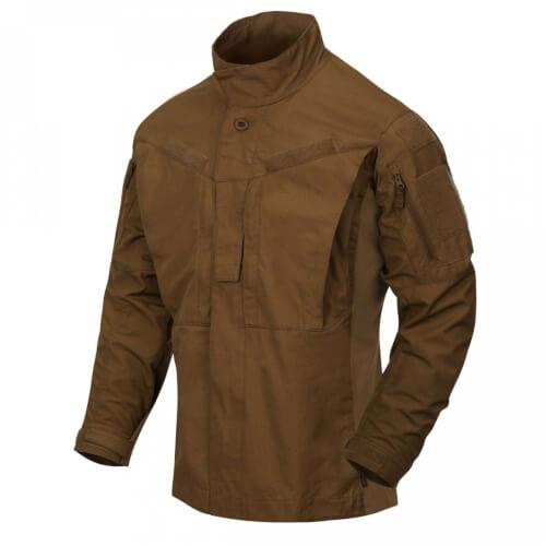 Helikon-Tex MBDU SHIRT - NYCO RIPSTOP mud brown