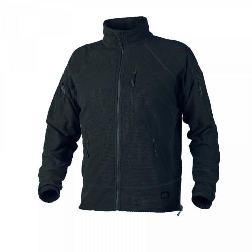 Helikon-Tex Alpha Tactical Jacket - Grid Fleece navy blue