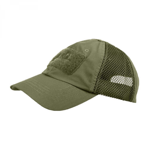 Helikon-Tex BBC Vent Cap - PolyCotton Ripstop olive green