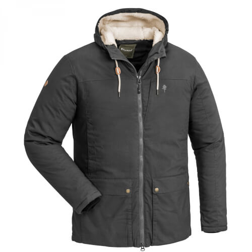 Pinewood Borgan Jacke d.anthracite
