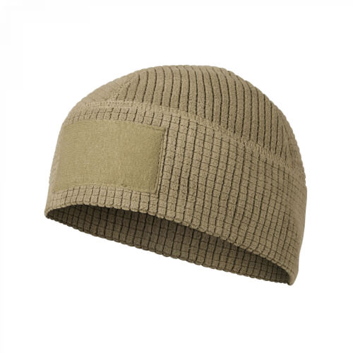 Helikon-Tex Range Beanie Cap - Grid Fleece coyote