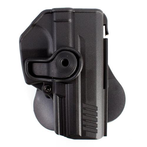 IMI Holster Z1380, H&K P30 P2000 VP9 SFP9 Holster für Rechtsschützen schwarz