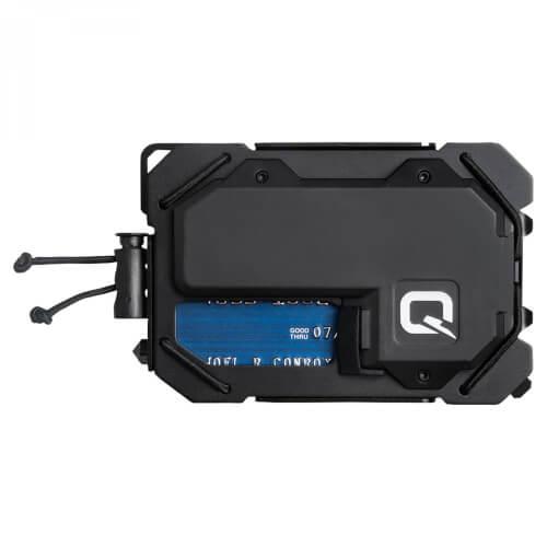QuiqLite TAQ Wallet schwarz