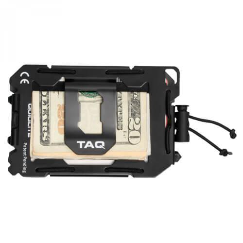 QuiqLite TAQ Wallet silber