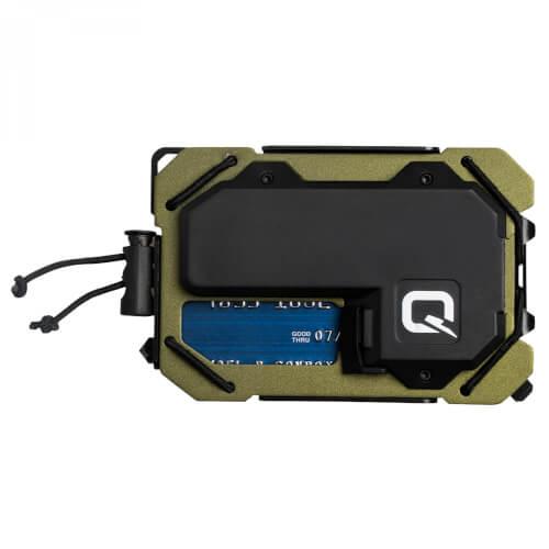 QuiqLite TAQ Wallet oliv