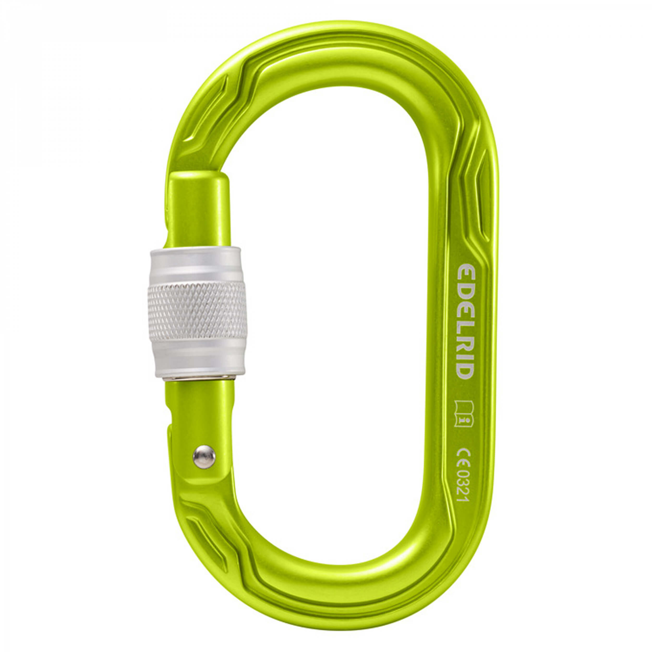 Edelrid Oval Power 2500 Screw oasis