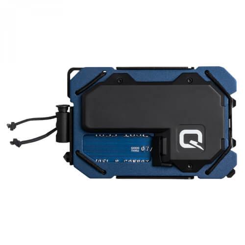 QuiqLite TAQ Wallet blau