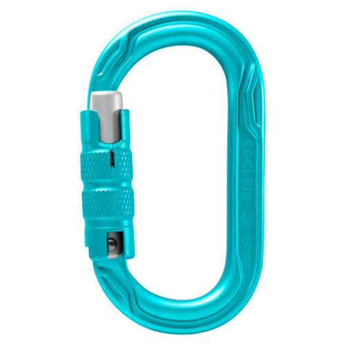 Edelrid Oval Power 2500 Triple icemint