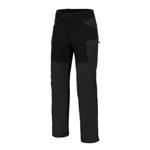 Helikon-Tex Hybrid Outback Pants - DuraCanvas ash grey/ black