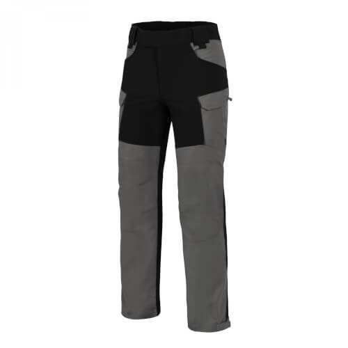 Helikon-Tex Hybrid Outback Pants - DuraCanvas cloud grey/ black
