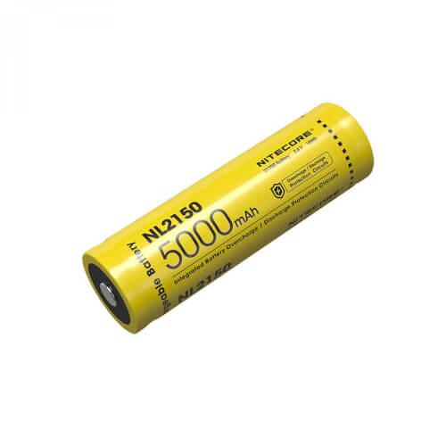 NiteCore Li-Ion Akku Typ 21700 - 5000mAh - NL2150