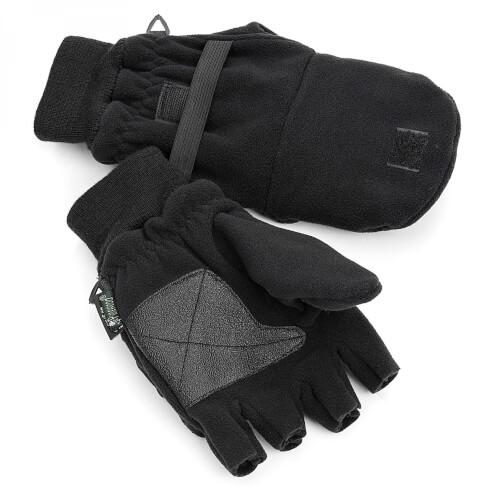 Pinewood Angler/Jäger Handschuh schwarz