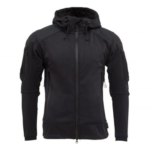Carinthia Softshell Jacket Spezialkräfte schwarz