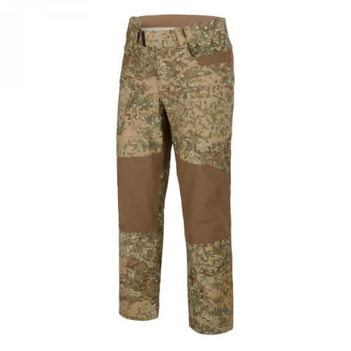 Helikon-Tex Hybrid Tactical Pants - Nyco Ripstop PenCott badlands