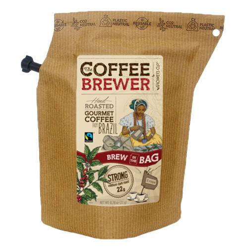 The Brew Company Kaffee 2 Cups Brasilien