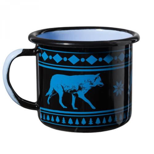 Helikon-Tex WOLF ENAMEL MUG 0,35 L blue edition